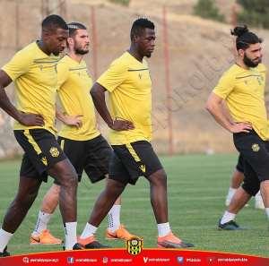 Afriyie Acquah Begins Training With New Club Yeni Malatyapsor