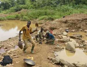 Do Galamsey, Go To Jail