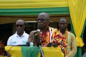 Hon Nana Osei Asibey Bonsu, MCE of Kwabre East Municipal