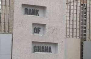 BoG Writes Off GH¢3.1bn In Loans
