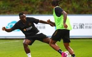 Kwadwo Asamoah Implores Inter Milan Teammates To Work Hard
