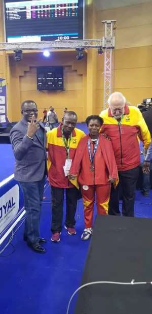 2019 All African Games: Weightlifting Gives Ghana 8 Medals
