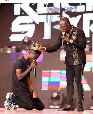 VGMA 2020: Kuami Eugene wins artiste of the year; check out the full list of winners