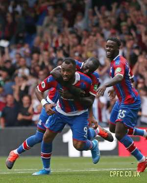 Jordan Ayew Eager To Pay Crystal Palace Back With More Goals