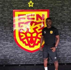 Laryea Kingston Appointed As U-19 Coach At Danish Side FC Nordsjaelland