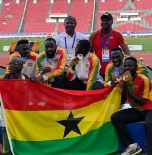 Ghana's Medalists @ 2019 African Games