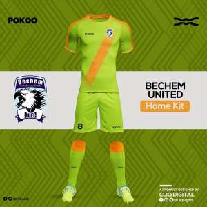Berekum Chelsea Land Kit Sponsorship Deal From Pokoo