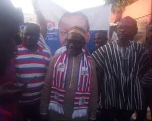 Iddrisu Fuseini Vows to Unseat Haruna Iddrisu in Tamale South