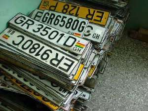 Coding Ghana Automobile Registration Numbers