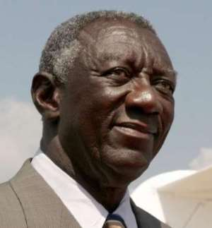 KUFUOR UNMASKED!
