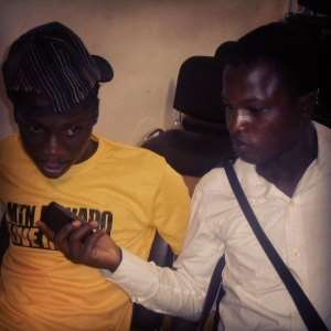 Of Stonebwoy's rants on bloggers; Attractive Mustapha has an advice for him