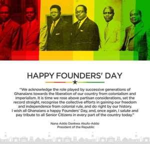 Ghana Marks Founders' Day