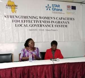 Women's Participation Critical To Ghana's Local Government System―ABANTU