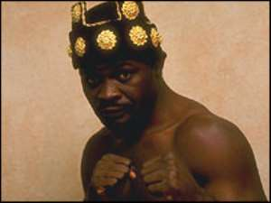 Azumah to rescue Ghana boxing