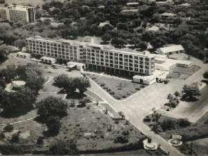 Parliament approve loan for Ambassador hotel