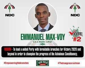Ashaiman NDC Parliamentary Aspirant Dead