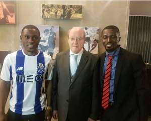 FC Porto Driving Clubs Away After Setting €6 Million Price Tag On Majeed Warris