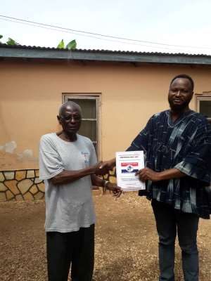 Politics Of Convenience Or  A Genuine Quest For  Leadership: Krachi West Constituency In Perspective