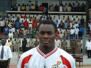 Essien, three others join Stars today