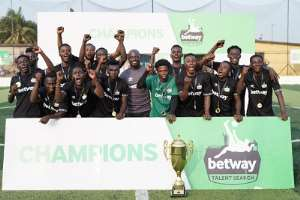 Black Mambas Win 2019 Betway Talent Search