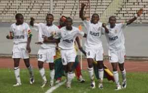 Starlets win their first match in Gambia05