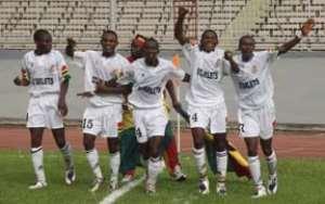 Gambia'05: Starlets slip