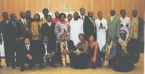 12 Ghanaian Companies in the UK honoured
