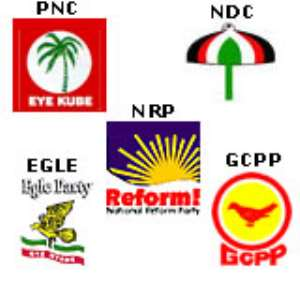 Only three political parties can operate in Upper West Region