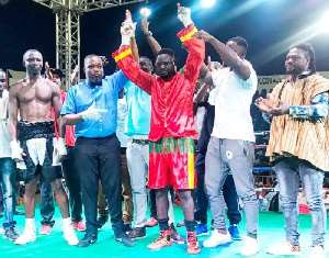 Undefeated Issah Samir To Fight For Commonwealth Title
