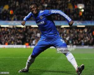 My Two (2) Sons Will Play For Ghana If They Follow My Career Path - Michael Essien