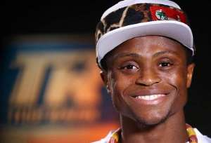 Isaac Dogboe: I Want To Fight Navarrete Again (VIDEO)