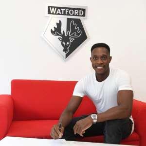 Danny Welbeck: Watford unveil striker (VIDEO)
