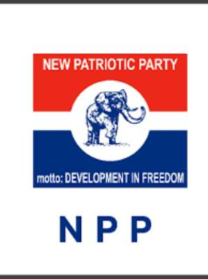 V/R: South Dayi NPP Executives Dump DCE, Declare Support For Opponent In Primaries