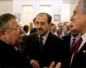 Iraqi parliament approves government