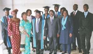 Professor Sai Honoured