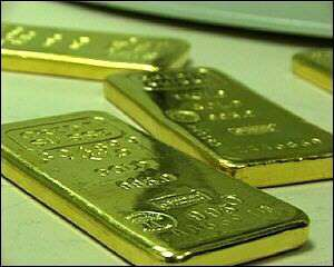 Two in court over gold deal