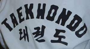 Loli is National Taekwondo Heavyweight Champion
