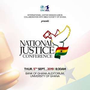 IJM, Bible Society To Hold Maiden National Justice Conference