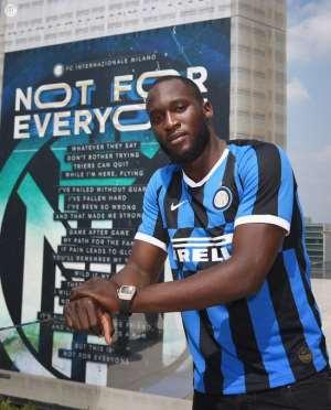 Inter Sign Lukaku From Man Utd For £74m