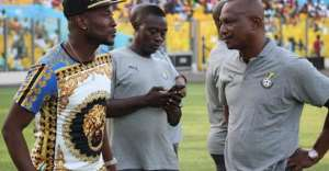 BOMBSHELL: 'Coach Kwesi Appiah Is Being Manipulated' - Asamoah Gyan Reveals