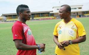 Asamoah Gyan Refuses To Back Kwesi Appiah To Be Maintained As Black Stars Coach