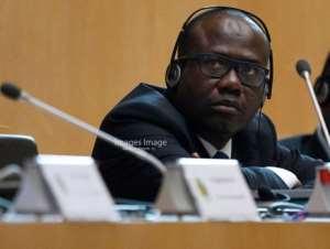Asamoah Gyan Praises Kwesi Nyantakyi; Claims He Was An Angel To Save Ghana Football