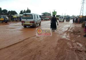 #OFOR: Bosomtwe Residents To Stage Massive Demo Over Abandoned Road