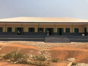 Kaase M/A Primary: Headmistress Lauds Doctor For Renovating Abandoned Classroom Block