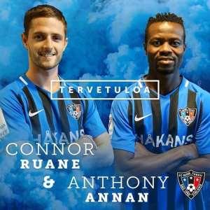 Ex-Black Stars Midfielder Anthony Annan Signs Finish side FC Inter