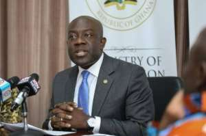 Claims gov't officials conspired in PDS deal 'illogical' – Oppong Nkrumah