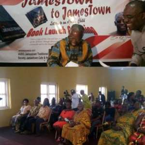 Book On Slave Trade Launched