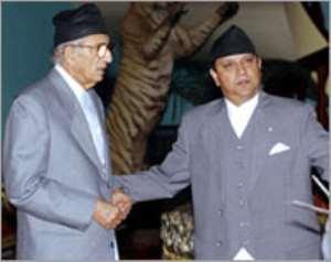 Nepal scraps royal appointments