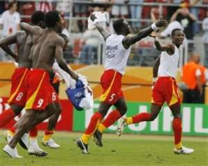 Ghana in top 20 of FIFA world rankings in march.( by.dilaso)