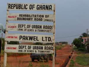 Driving In Ghana – A Death Trap Waiting For A Catch